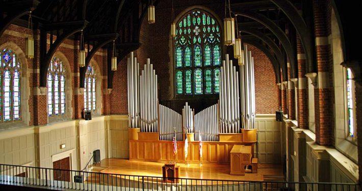 photo of Ligon Chapel