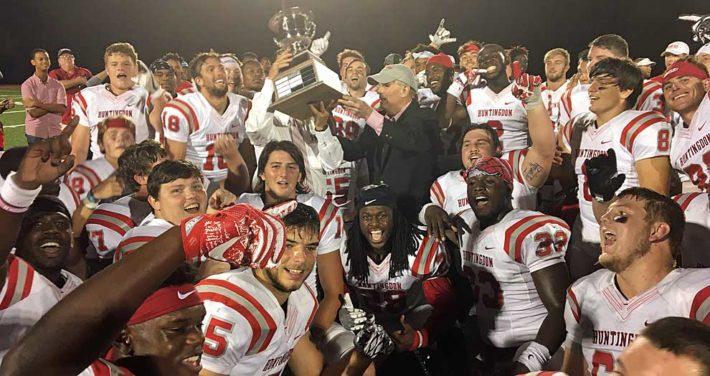 Wesley Cup win