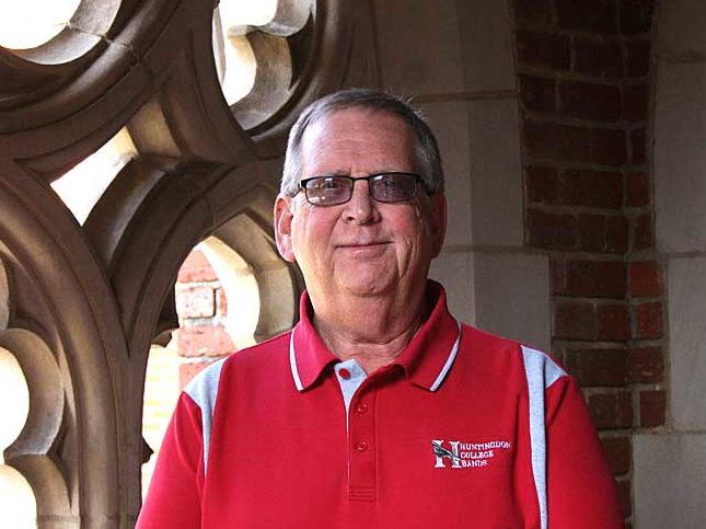 Rusty Logan Appointed Huntingdon Director of Bands