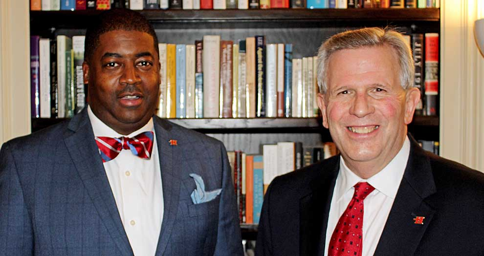 Dr. Damion Womack appointed Chair, Fine Arts