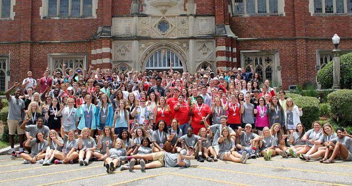 full orientation group