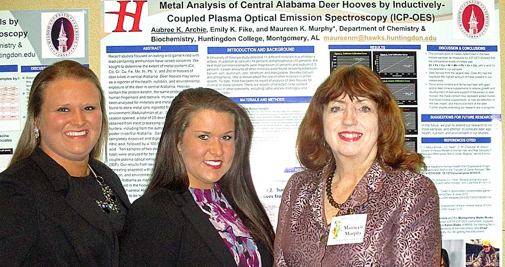 Chemistry graduates present research in Italy