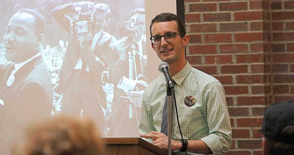 History Professor Wins Dissertation Award