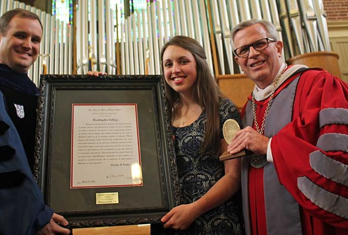 Algernon Sydney Sullivan Award