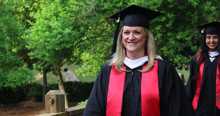 Huntingdon Graduates the Class of 2018, Evening Studies Program