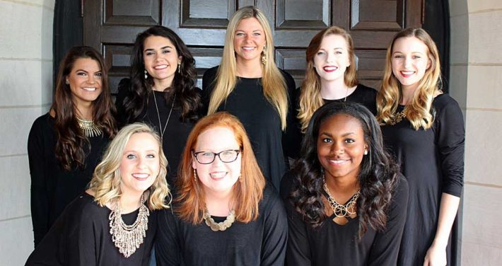 photo of 2017 Miss Huntingdon contestants